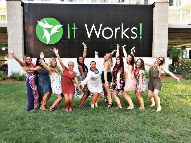 Cassie Westlund it works team 2016